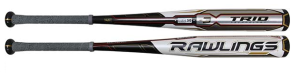 Rawlings Sporting Goods Rawlings 2014 Trio Hybrid Balanced Bbcor (-3)